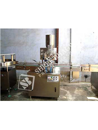 Automatic Double Head Dry Syrup Micro Doze Type Powder Filling Machine