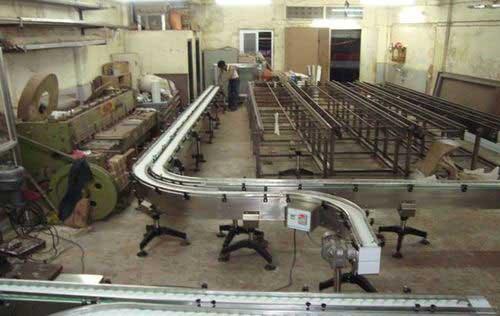 Slat Conveyor Systems