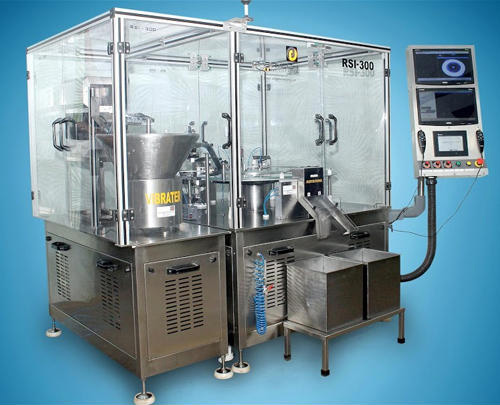 Rubber Stopper Vision Inspection Machine and System