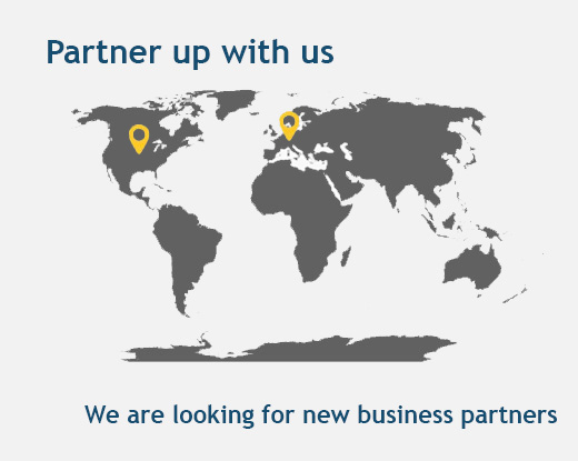 partner up with us